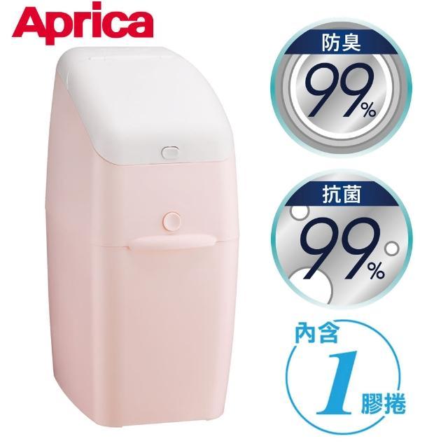 【Aprica 愛普力卡】NIOI-POI強力除臭尿布處理器(有效分解糞便異味!)