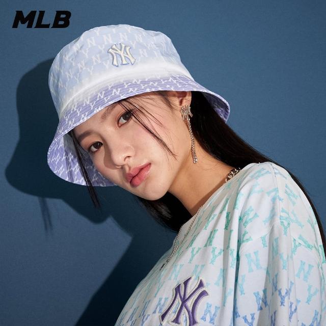 【MLB】漁夫帽 漸層老花Monogram系列 紐約洋基隊(32CP32111-50V)