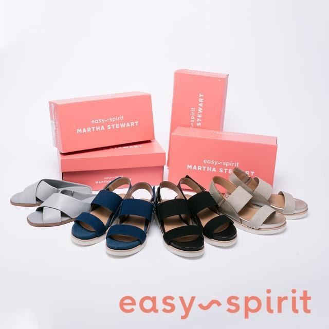 【Easy Spirit】MOMO特談春夏聯名涼拖鞋組(限量4款任選)