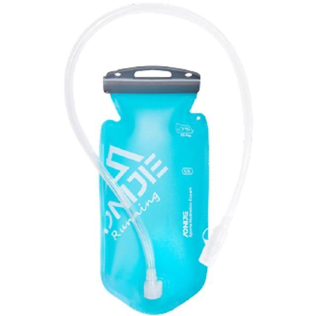 【AONIJIE】奧尼捷 成人兒童戶外跑步健行運動水袋 750ml 小容量