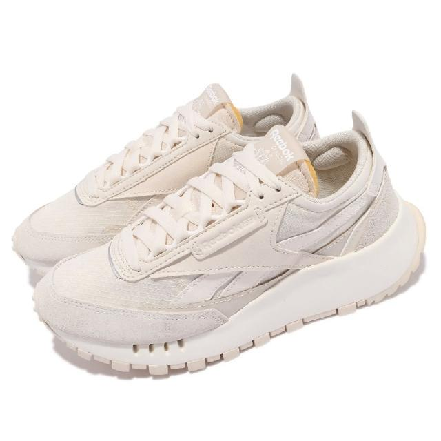 【REEBOK】休閒鞋 CL Legacy 運動 男女鞋 基本款 簡約 舒適 球鞋 情侶穿搭 淺卡其(GY2723)