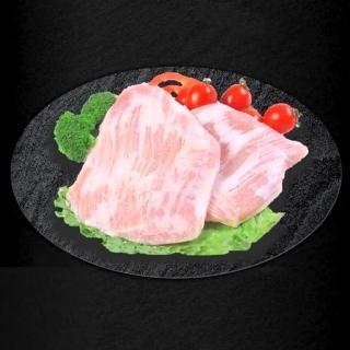 【買4送4】台灣霜降松阪豬(共8包_200g/包)- 『momo老饕美味標章』