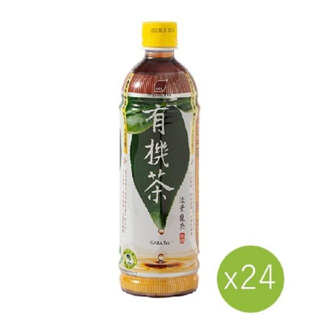 【里仁】有機茶佳葉龍茶-無糖595ml(24入/箱)