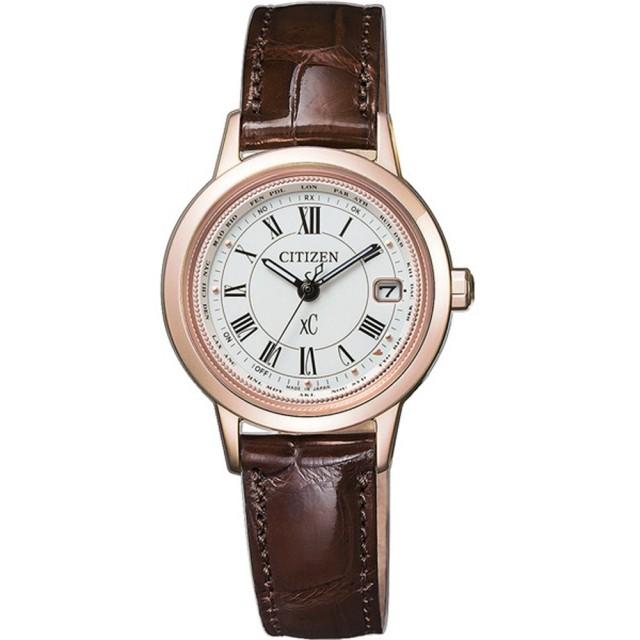 【CITIZEN 星辰】xC 戀之梵蒂岡電波時計腕錶(EC1144-18C)
