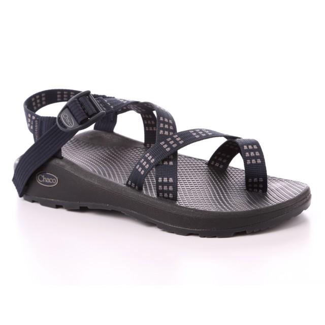 【CHACO】男 越野舒壓運動涼鞋-夾腳款CH-ZLM02HH30(星點海藍)