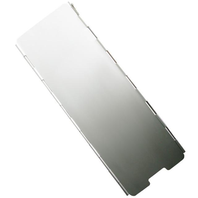 【RHINO 犀牛】鋁合金擋風板(摺疊式收納堅固耐用)