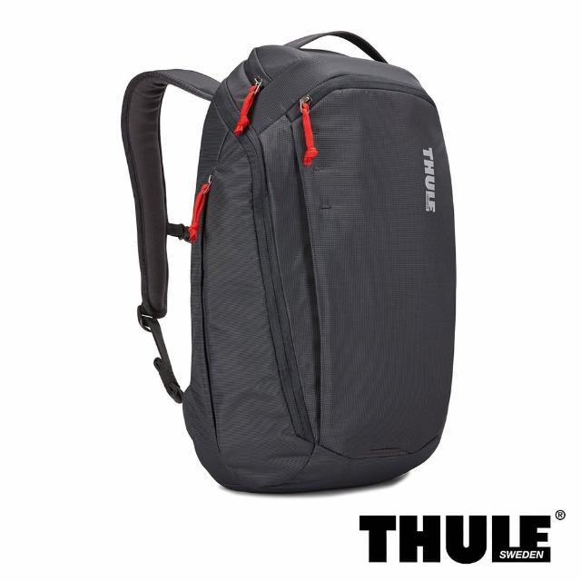 【Thule 都樂】EnRoute 電腦後背包(23L/適用15.6 吋筆電/深灰)