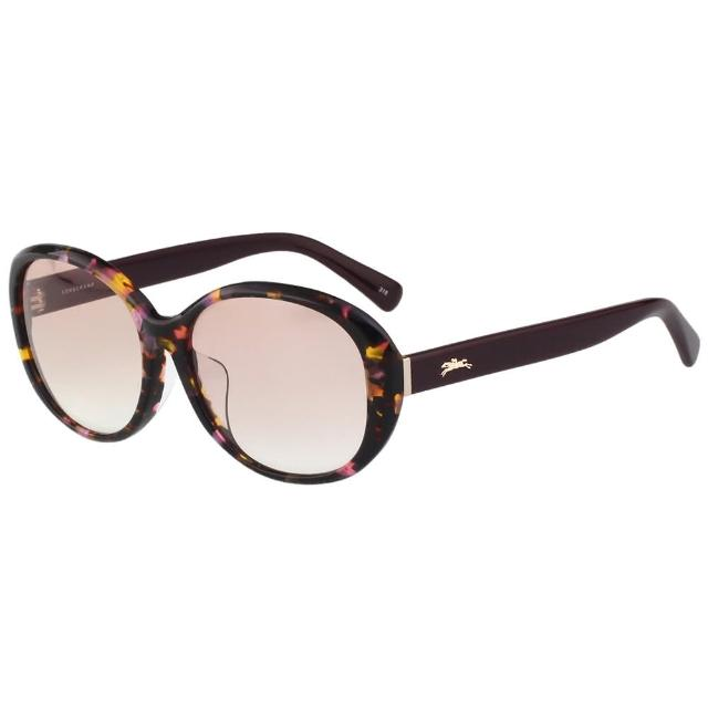 【LONGCHAMP】太陽眼鏡(花卉色)