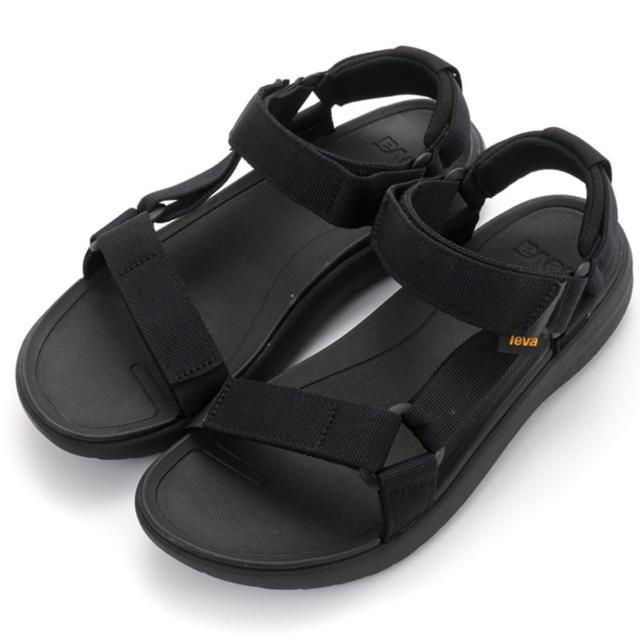 【TEVA】SANBORN UNIVERSAL 織帶涼鞋 男款 涼鞋 輕量(1015156-BLK)