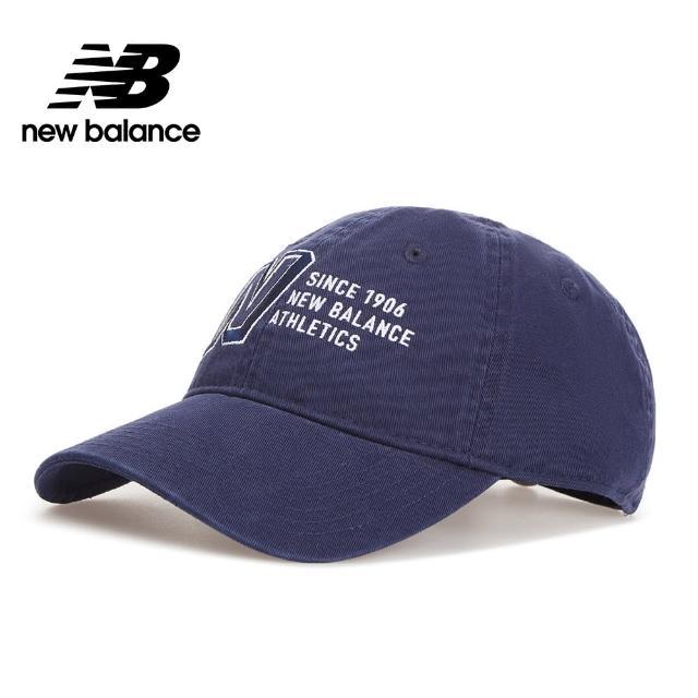 【NEW BALANCE】NB 復古棒球帽_中性_深藍色_MH030410NV