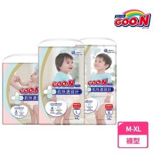 【日本大王】境內版肌快適褲型紙尿布 M~XL