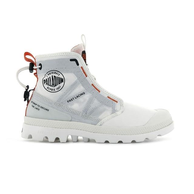【Palladium】PAMPA TRAVEL LITE 快穿 輕量靴 中性 白(77039116)