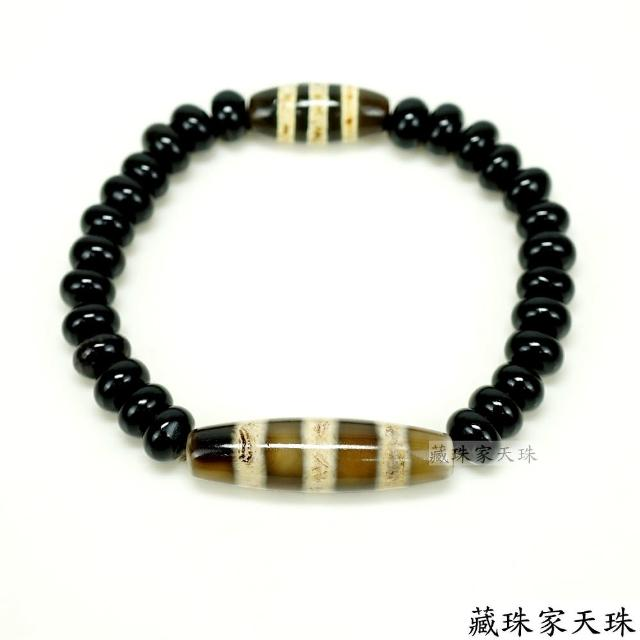 【藏珠家】線珠天珠手鍊