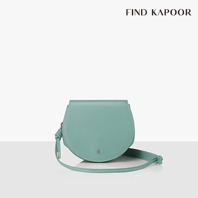 【FIND KAPOOR】COLLECTION 06系列 手提側背馬鞍包- 薄荷綠