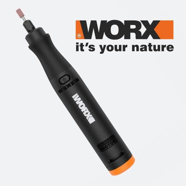 【WORX 威克士】造物者 Maker-X系列 刻磨機/雕刻機 口袋小怪獸(WX739)