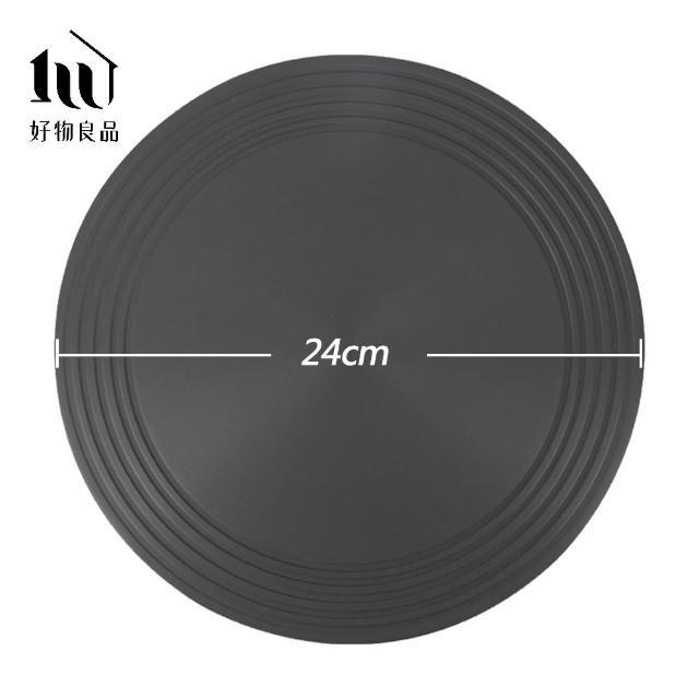 【好物良品】家用鍋具防燒黑導熱板 快速解凍板(直徑24cm)