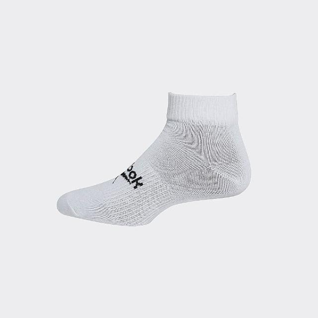 【REEBOK】ACTIVE FOUNDATION 腳踝襪1雙入 男/女(GI0066)