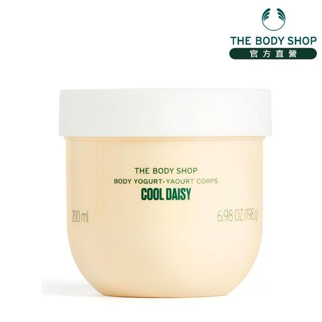 【THE BODY SHOP 美體小舖】小雛菊保水美肌優格(200ML)
