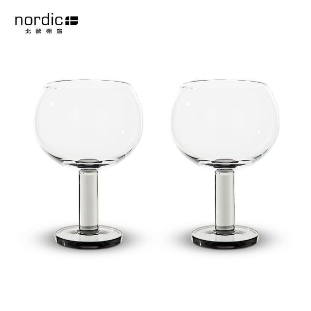 【北歐櫥窗】Tom Dixon Puck Balloon Glasses 冰球 白蘭地杯(兩入)
