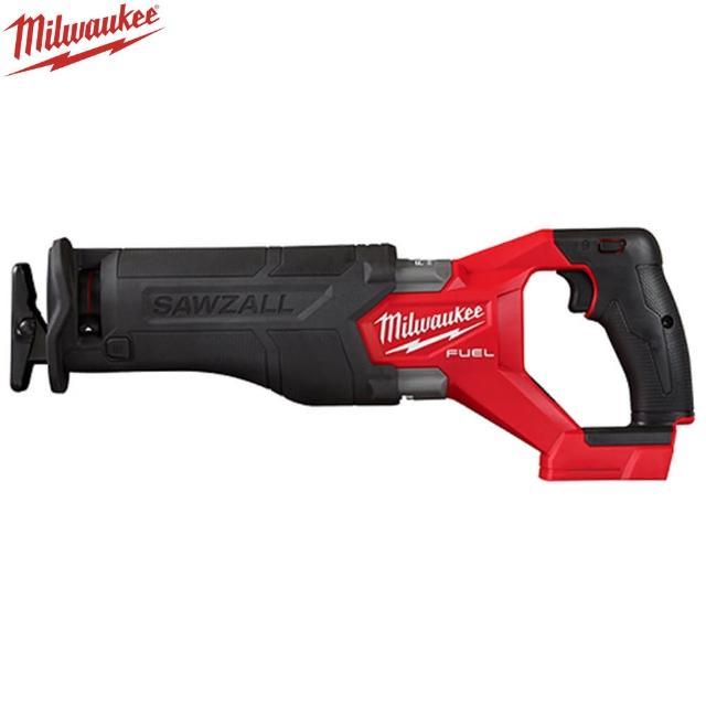 【Milwaukee 美沃奇】18V鋰電無碳刷軍刀鋸空機(M18FSZ-0)