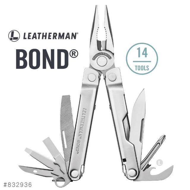 【Leatherman】BOND 工具鉗(832936)
