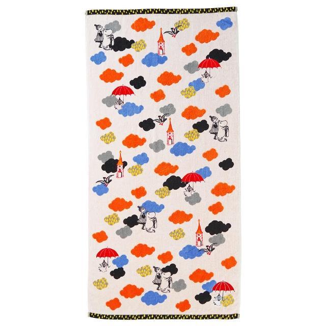 【Marushin 丸真】Moomin雲雨的冒險浴巾(Moomin)