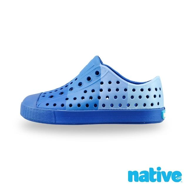 【native】大童鞋 JEFFERSON 小奶油頭鞋(以藍之名)