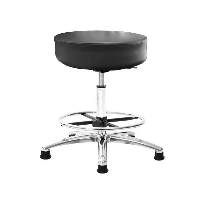 【GXG 吉加吉】圓凳款 工作椅 鋁腳+電金踏圈款(TW-T01 LUK)