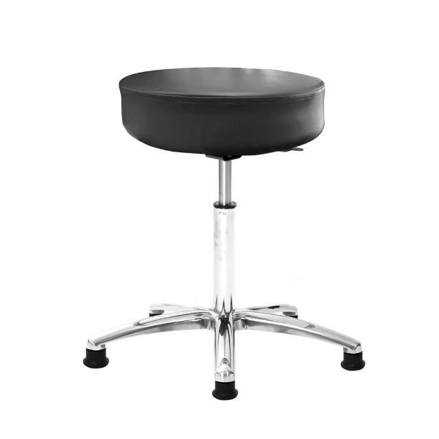 【GXG 吉加吉】圓凳款 工作椅 寬鋁金合腳(TW-T01 LU1)