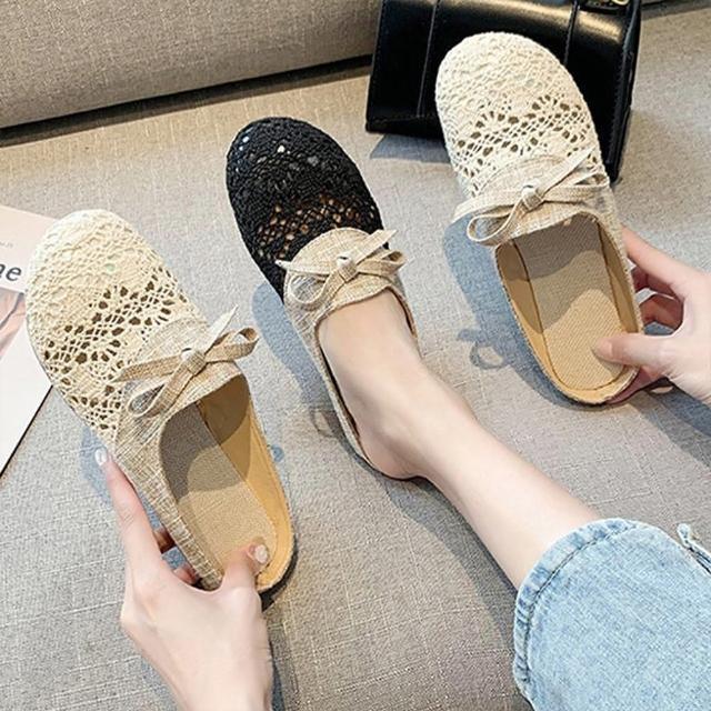 【K.W.】獨賣倫敦序曲懶人鞋-懶人鞋/穆勒鞋(共2色)