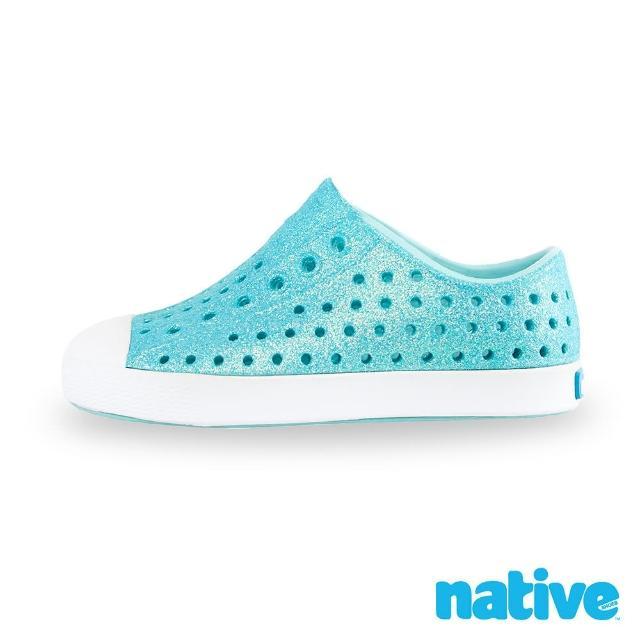 【native】小童鞋 JEFFERSON 小奶油頭鞋(湖面藍)