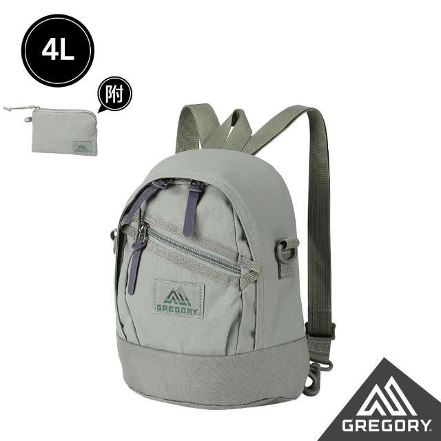 【Gregory】4L LADYBIRD MINI BACKPACK兩用迷你後背包(清新綠)