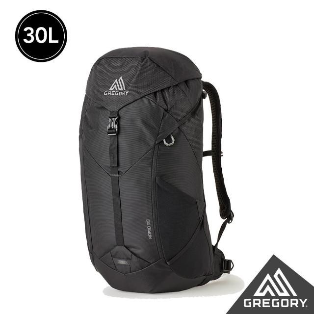 【Gregory】30L ARRIO 多功能登山背包(碳黑)