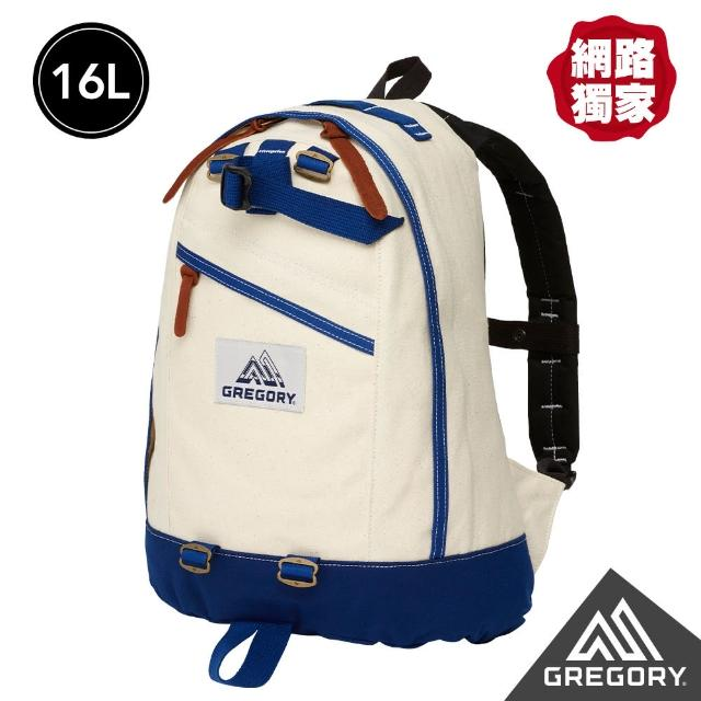【Gregory】16L FINE DAY CANV 後背包(本白)