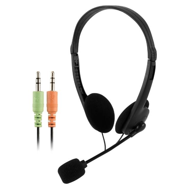 【RONEVER】MOE301 電腦用頭戴式耳麥