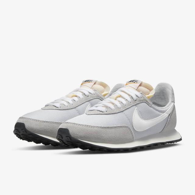 【NIKE 耐吉】W NIKE WAFFLE TRAINER 2 SE 女 休閒鞋 灰色(DM9091011)