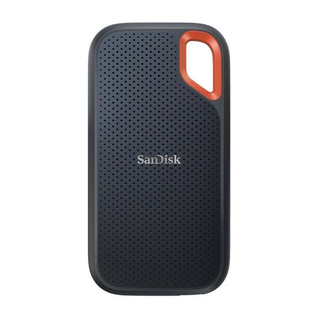 【SanDisk 晟碟】E61 4TB 行動固態硬碟(SDSSDE61-4T00-G25)