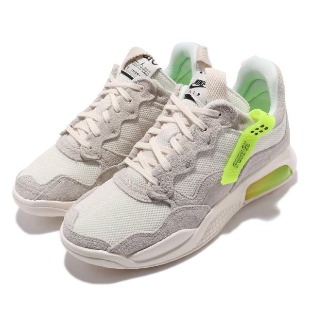 【NIKE 耐吉】休閒鞋 Jordan MA2 運動 男鞋 氣墊 舒適 避震 喬丹 球鞋 穿搭 淺卡其 綠(CV8122-107)