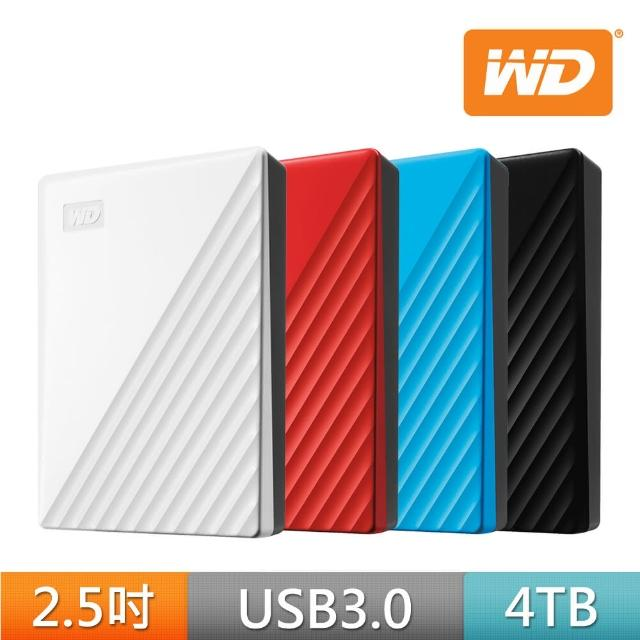 【LINE MUSIC】FUN 365天禮物卡(鈴聲方案)【WD 威騰】★My Passport 4TB 2.5吋行動硬碟