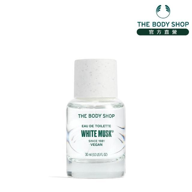 【THE BODY SHOP 美體小舖】白麝香EDT香水(30ML)