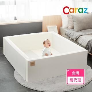 【Caraz】韓國寶寶遊戲城堡圍欄-溫暖灰白Secret Grey