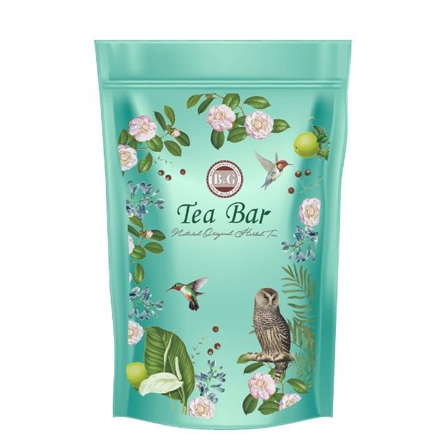 【B&G 德國農莊】草本美人60入禮盒(茶葉茶包年節送禮禮盒分享包)
