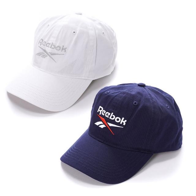 【REEBOK】TE BADGE CAP 棒球帽 運動帽(GN8404/ GM6037 /兩色任選)