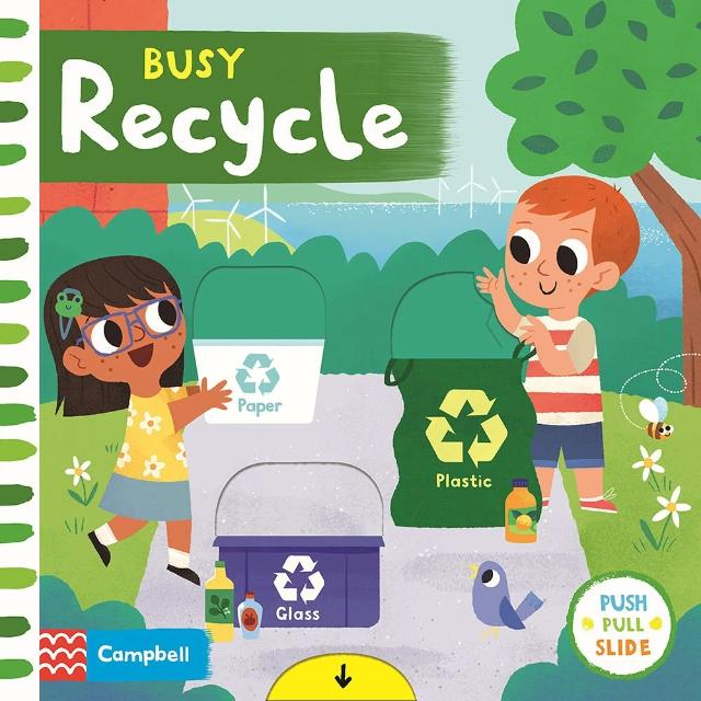 【Song Baby】Busy Recycle 忙碌的資源回收(操作書)