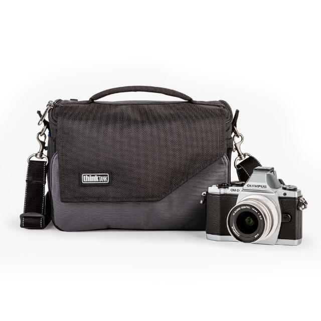 【thinkTANK 創意坦克】Mirrorless Mover 20-類單眼相機包[暗灰]-MM658(彩宣公司貨)