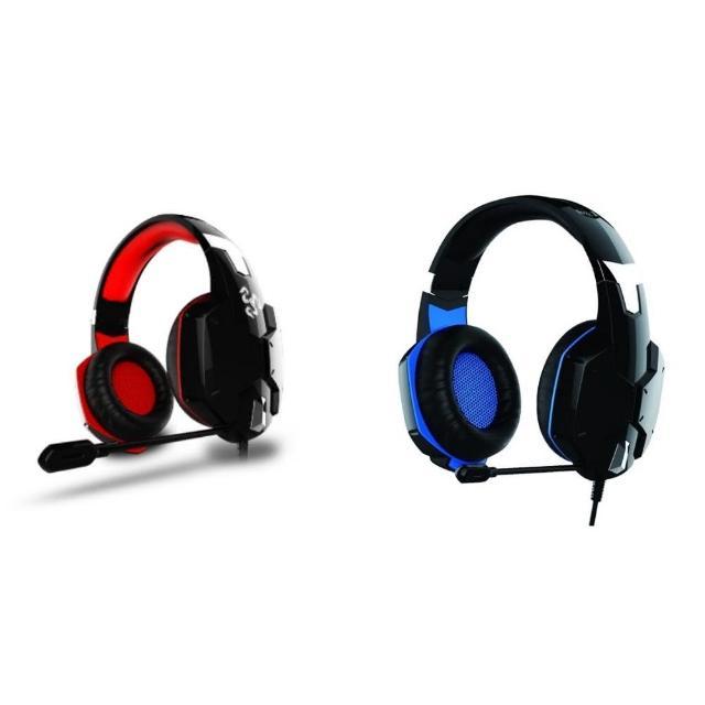 【Kworld 廣寰】玩家頭戴式電競耳麥(K3000)