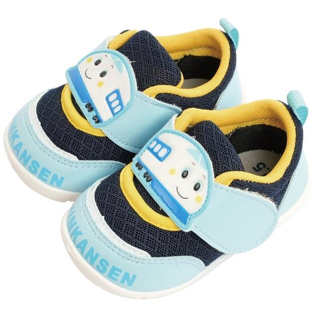 【TDL】嬰幼兒寶寶學步鞋新幹線車車兒童學步鞋12.5cm 711550