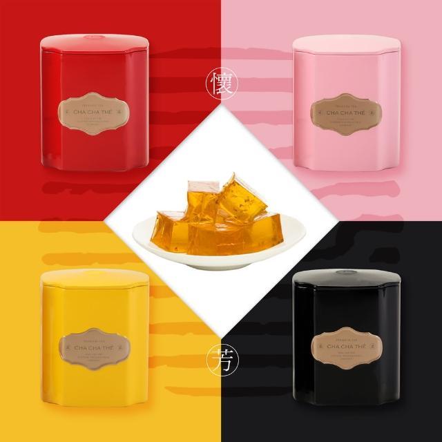 【采采食茶】唯馨-蜂蜜燕窩黃金糖6入(伴手禮/蜂蜜燕窩黃金糖)