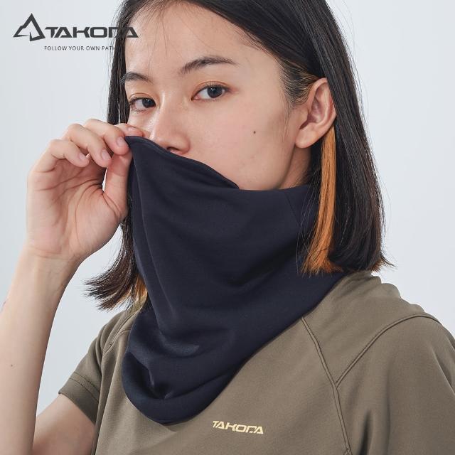 【TAKODA】HeiQ抗菌吸濕排汗脖圍(抗菌機能/吸濕排汗/親膚舒適)