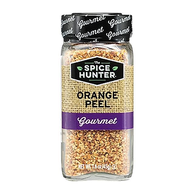 【Spice Hunter 香料獵人】美國進口 橘子皮(45g)
